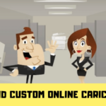 Free and Custom Online Caricatures