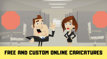 Free and Custom Online Caricatures: 4 Sites For Useful to your Creativity